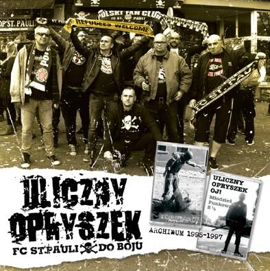 """ULICZNY OPRYSZEK """"FC ST PAULI do boju!"""""""