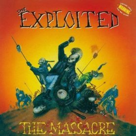 """THE EXPLOITED """"The Massacre"""" (special edition)"""