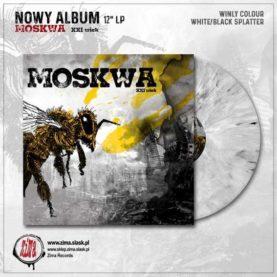 """MOSKWA """"XXI wiek"""" (winyl kolor)"""