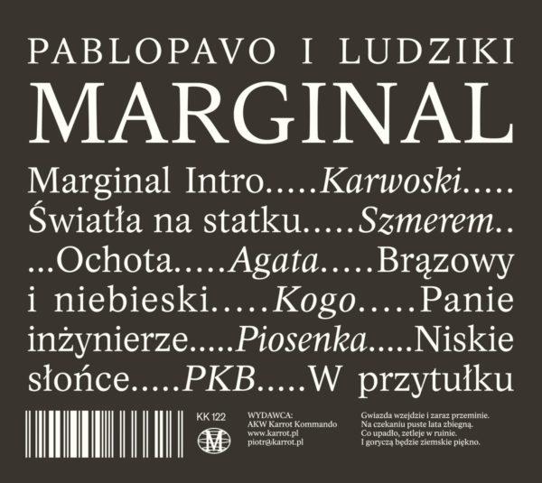 """PABLOPAVO """"Marginal"""""""