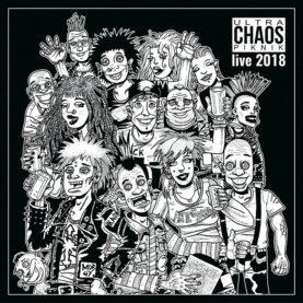 """ULTRA CHAOS PIKNIK """"LIVE 2018"""""""