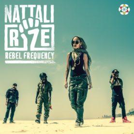 "NATTALI RIZE ""Rebel Frequency"""