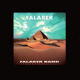 """FALAREK BAND """"Falarek"""""""
