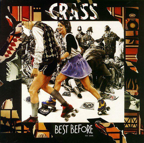 """CRASS """"Best before... 1984"""""""