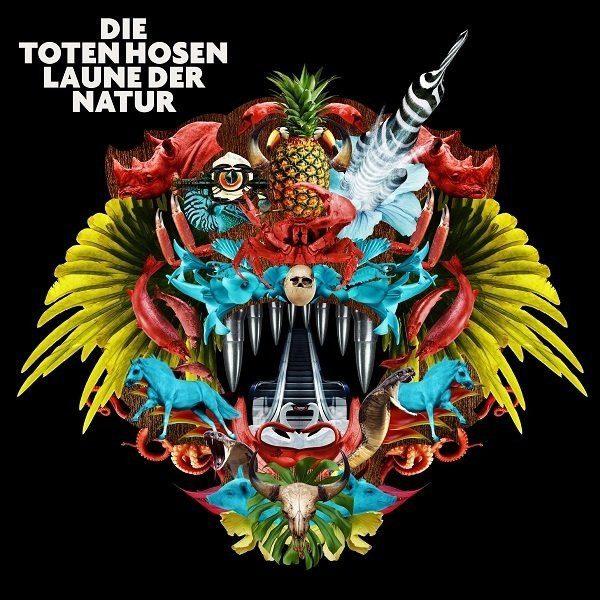 """DIE TOTEN HOSEN """"Laune Der Natur (Special Edition)"""""""