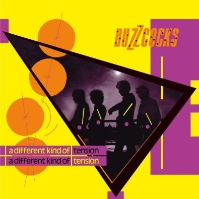 """BUZZCOCKS """"A Different Kind Of Tension (Reissue)"""""""