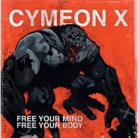 """CYMEON X """"Free Your Mind, Free Your Body"""""""