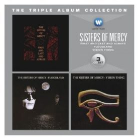 """SISTER OF MERCY """"the triple album collection"""""""